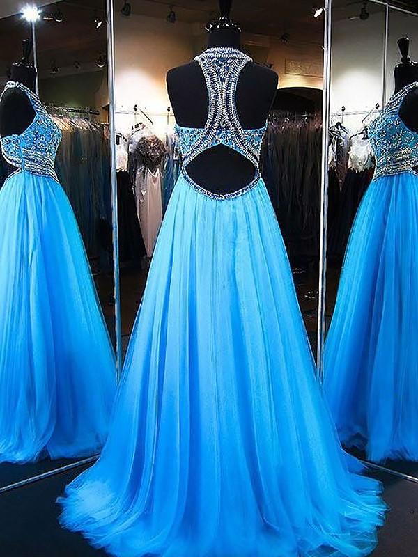 A Line Jewel Dresses