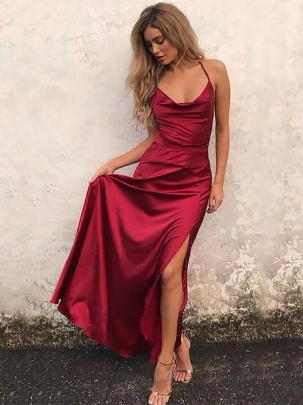 Spaghetti Dress