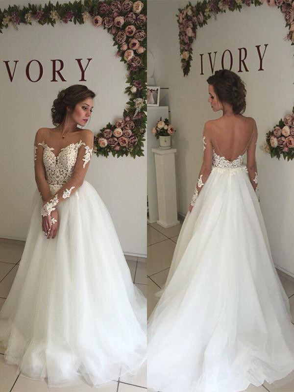 Vory Ivory Evening Dress