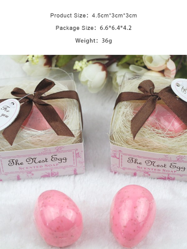 Wedding Gifts-Stunning Soaps(5 Pieces)