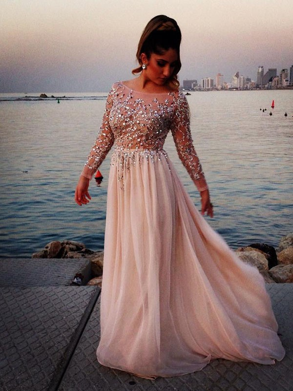 Coast Evening Dresses, Romantic Beach Evening Gowns 2018 - Promlily ...
