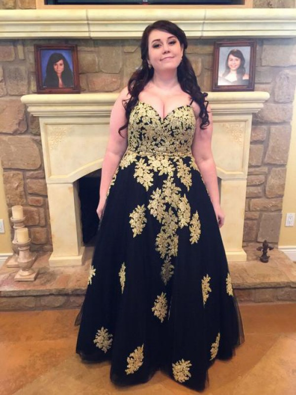 Plus Size Prom Dresses, Elegant Plus Size Prom Dresses 2020 ...