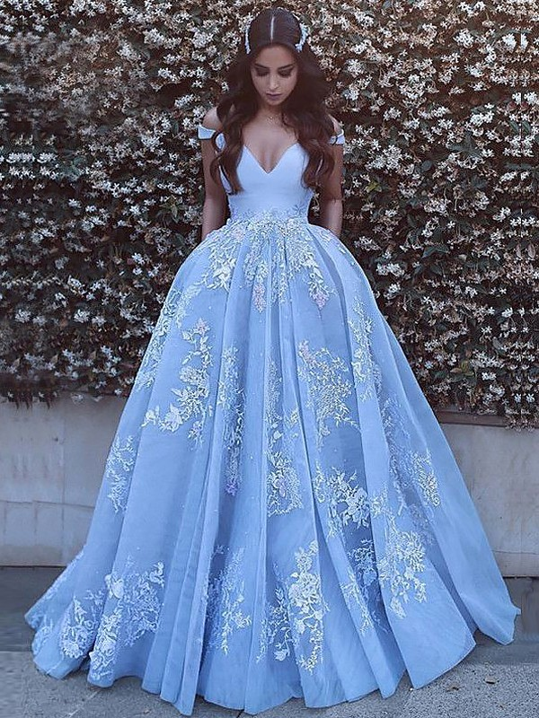 Ball Gowns Prom Dresses, Ball Gown For Prom Dresses 2018 - Promlily ...
