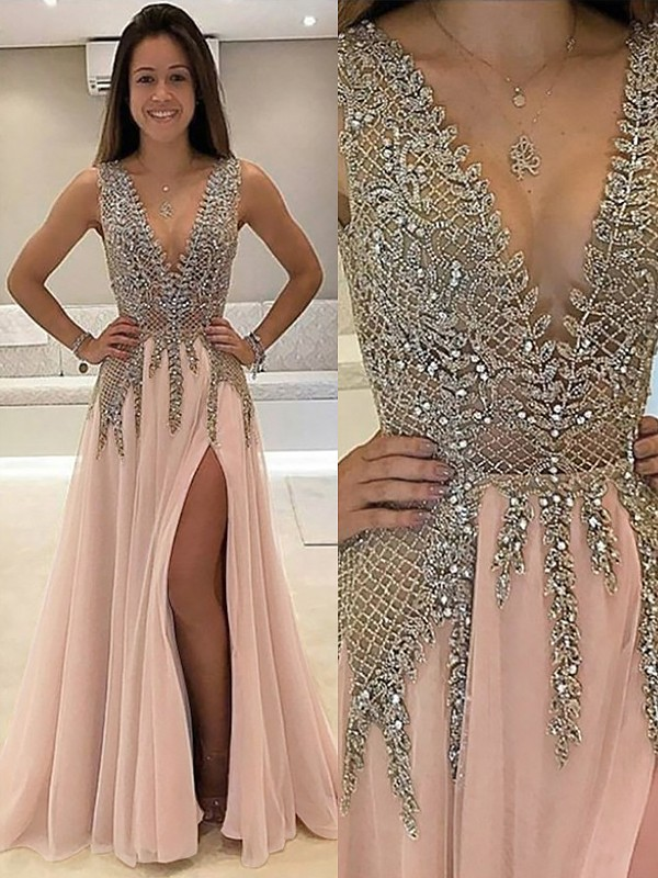 Formal Dresses 2018 Chic Formal Dresses Online Promlily