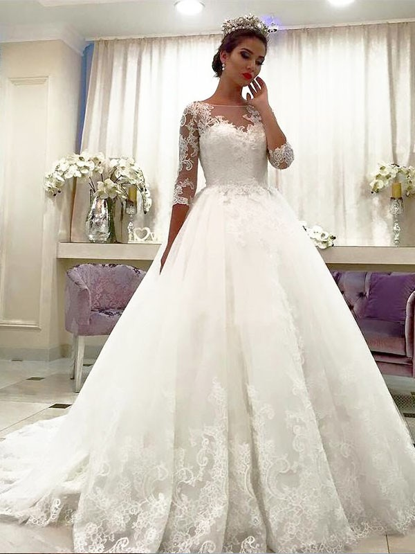 Wedding Dresses Online, Shop Perfect Wedding Dresses - Promlily ...