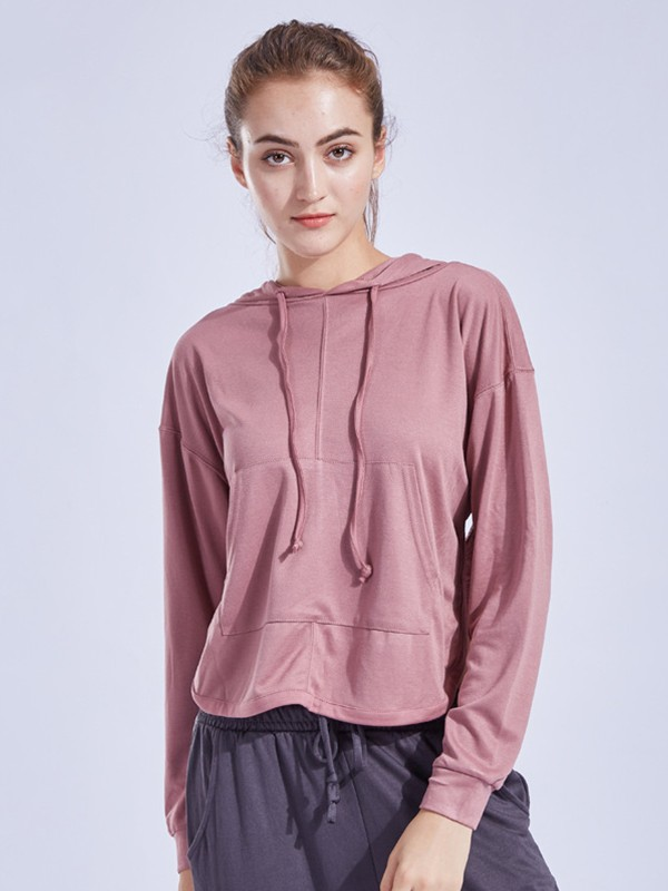 Soft Fibre Yoga Tops