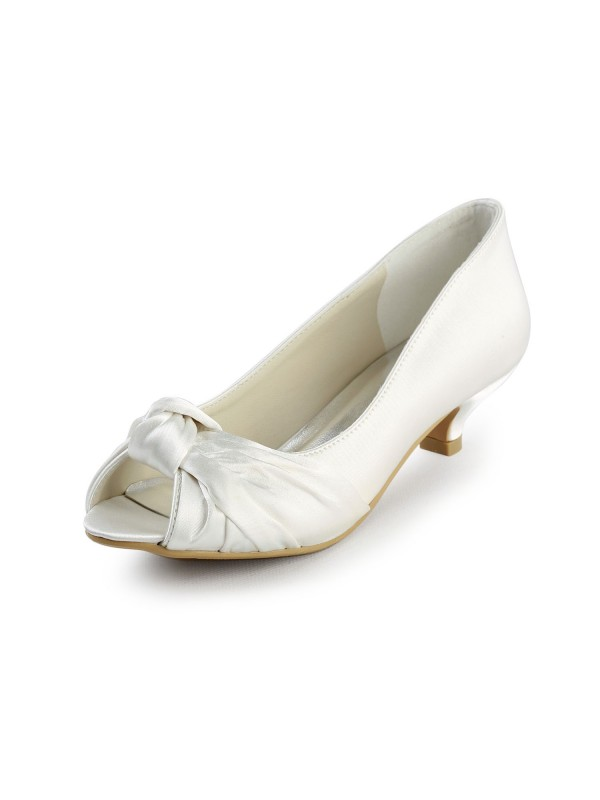 Kitten Heel 3cm 5cm Wedding Shoes Promlily Online
