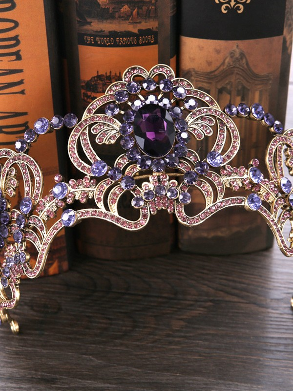 Fashionable Alloy Headpieces